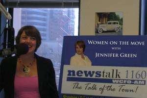 Women on the Move Social Media   Atlanta   Marketing Podcasts