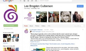 Professional Mojo Google+ Setup Step 2