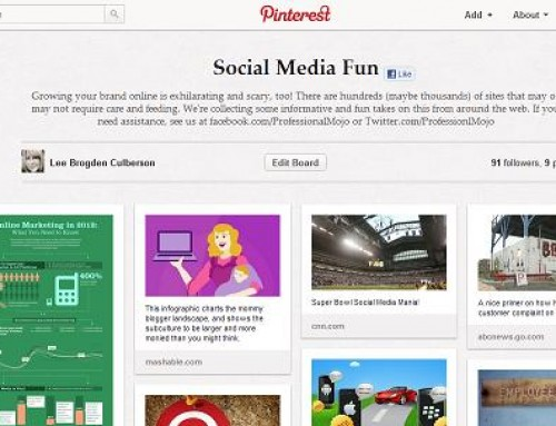 Create Your Business Account on Pinterest